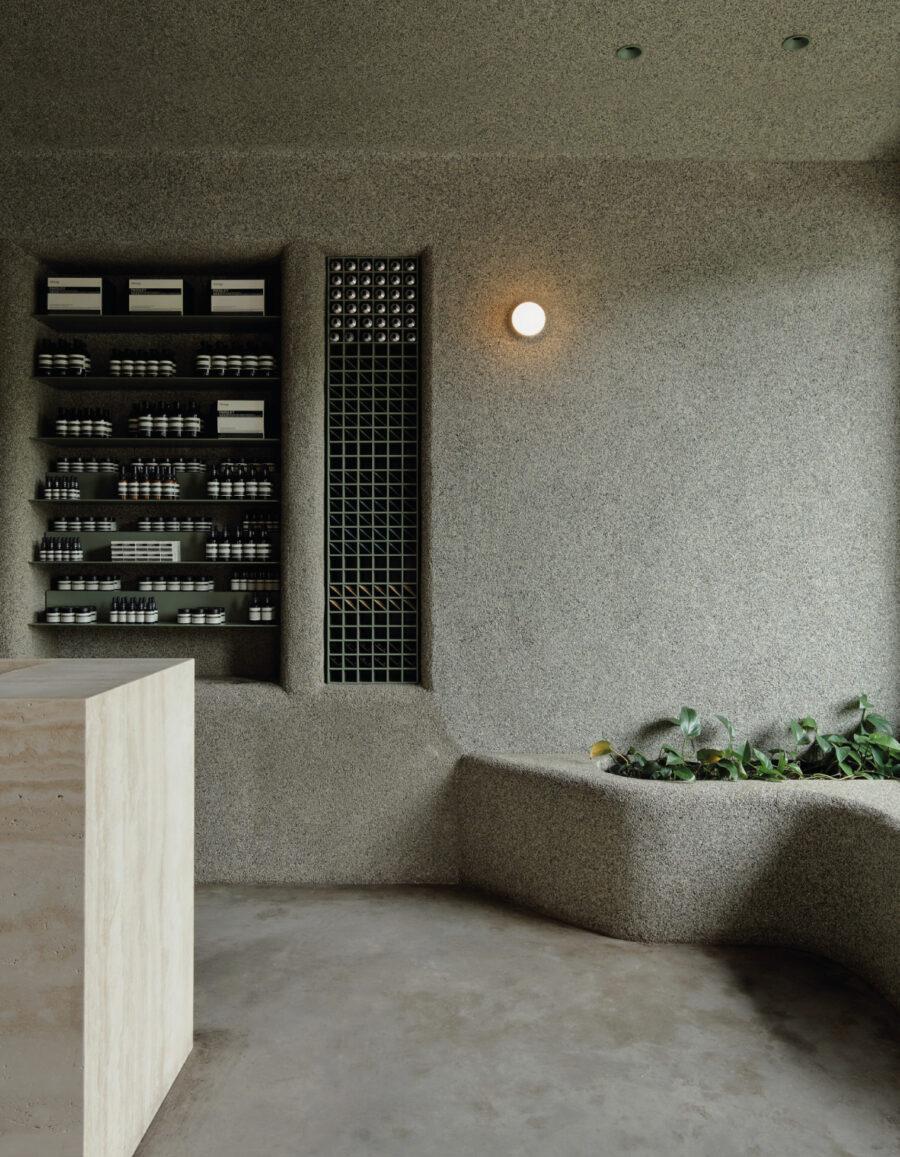 Aesop paddington clare cousins architects