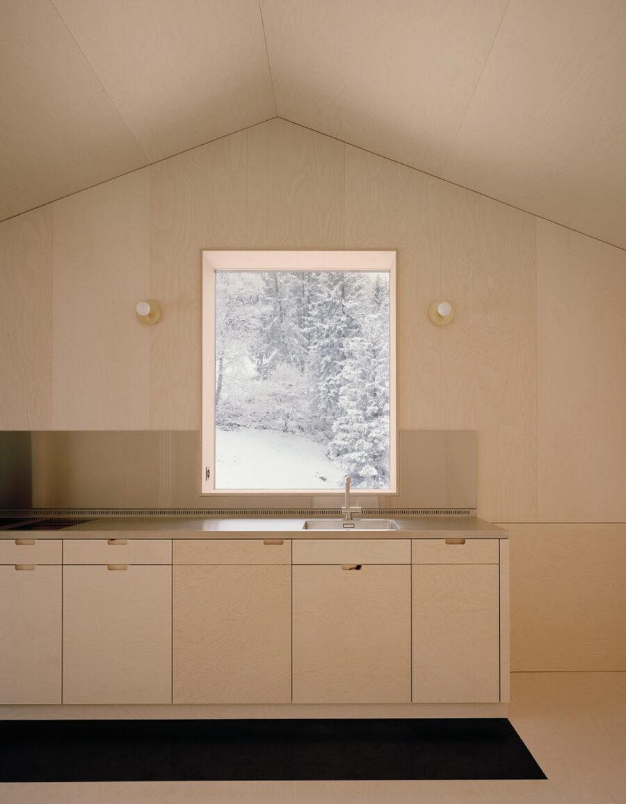 casa de madera aulina Oliver christen
