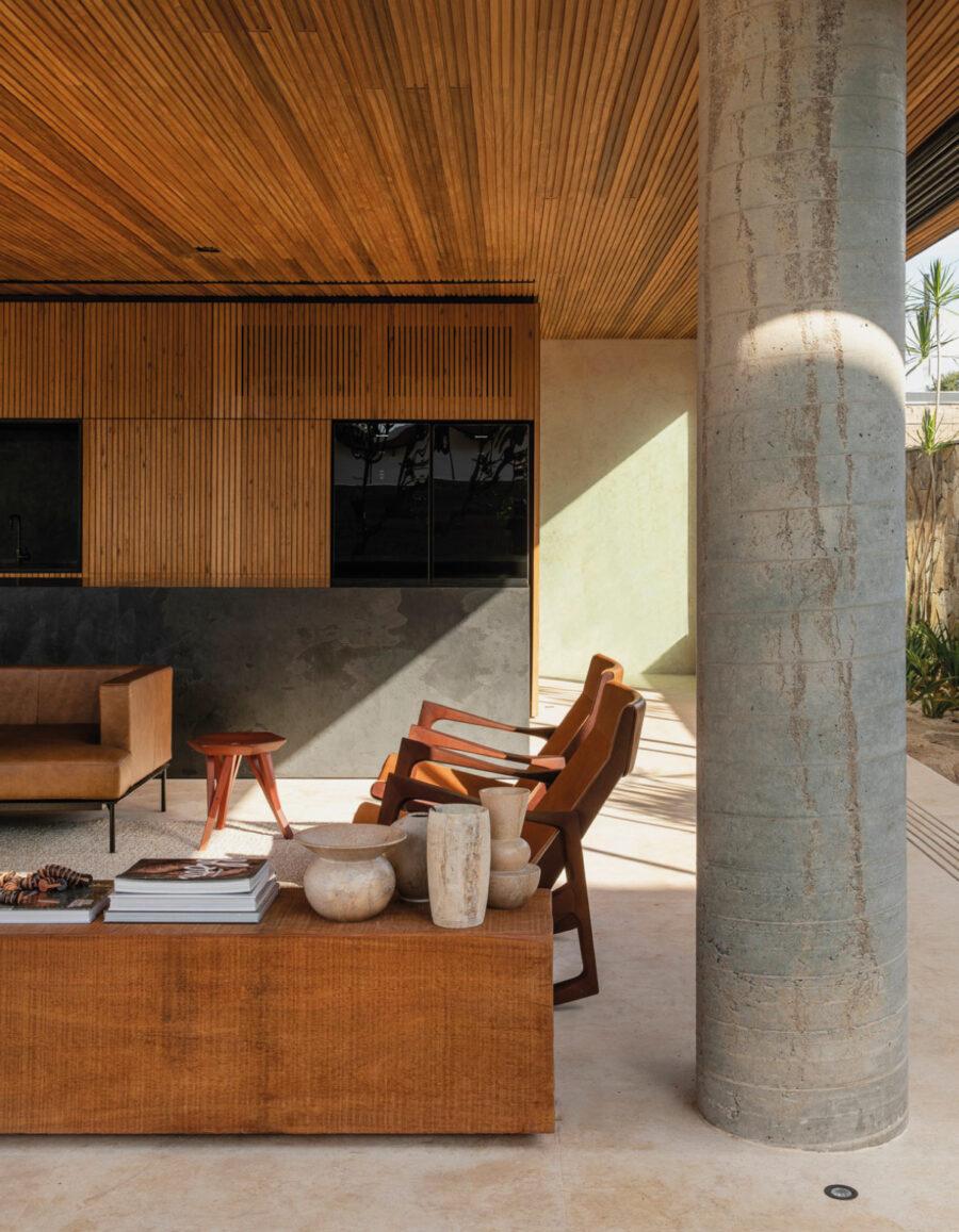 casa minimalista q04l63 mf arquitetos