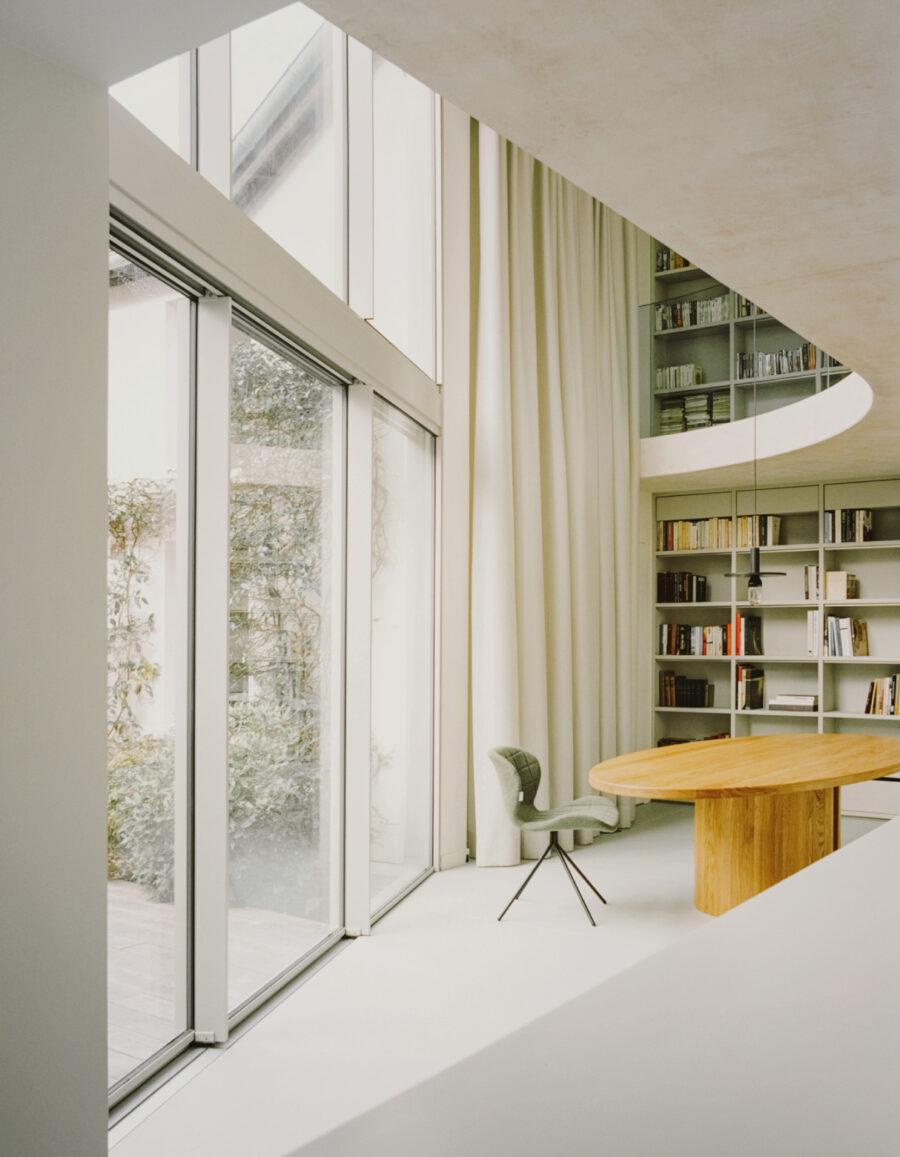 casa minimalista the island clement lesnoff Rocard gil percal