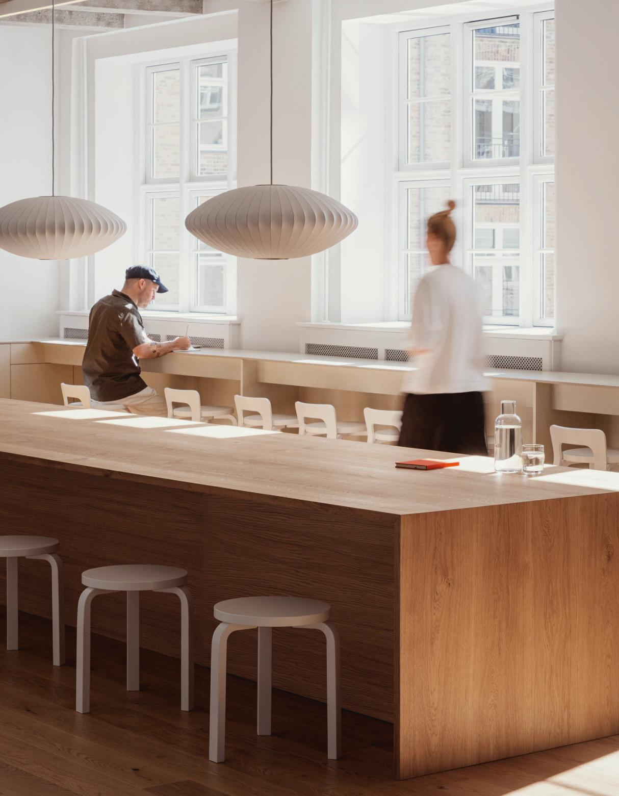 oficina minimalista work and co office aspekt