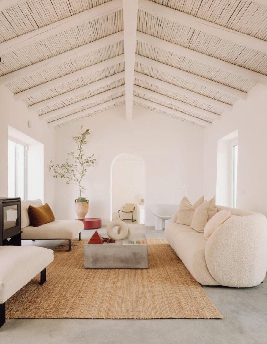 casa minimalista casa um atelier rua venustas