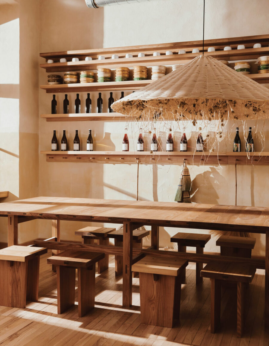 panadería minimalista sofi bakery Mathias mentze alexander bedel ottenstein venustas