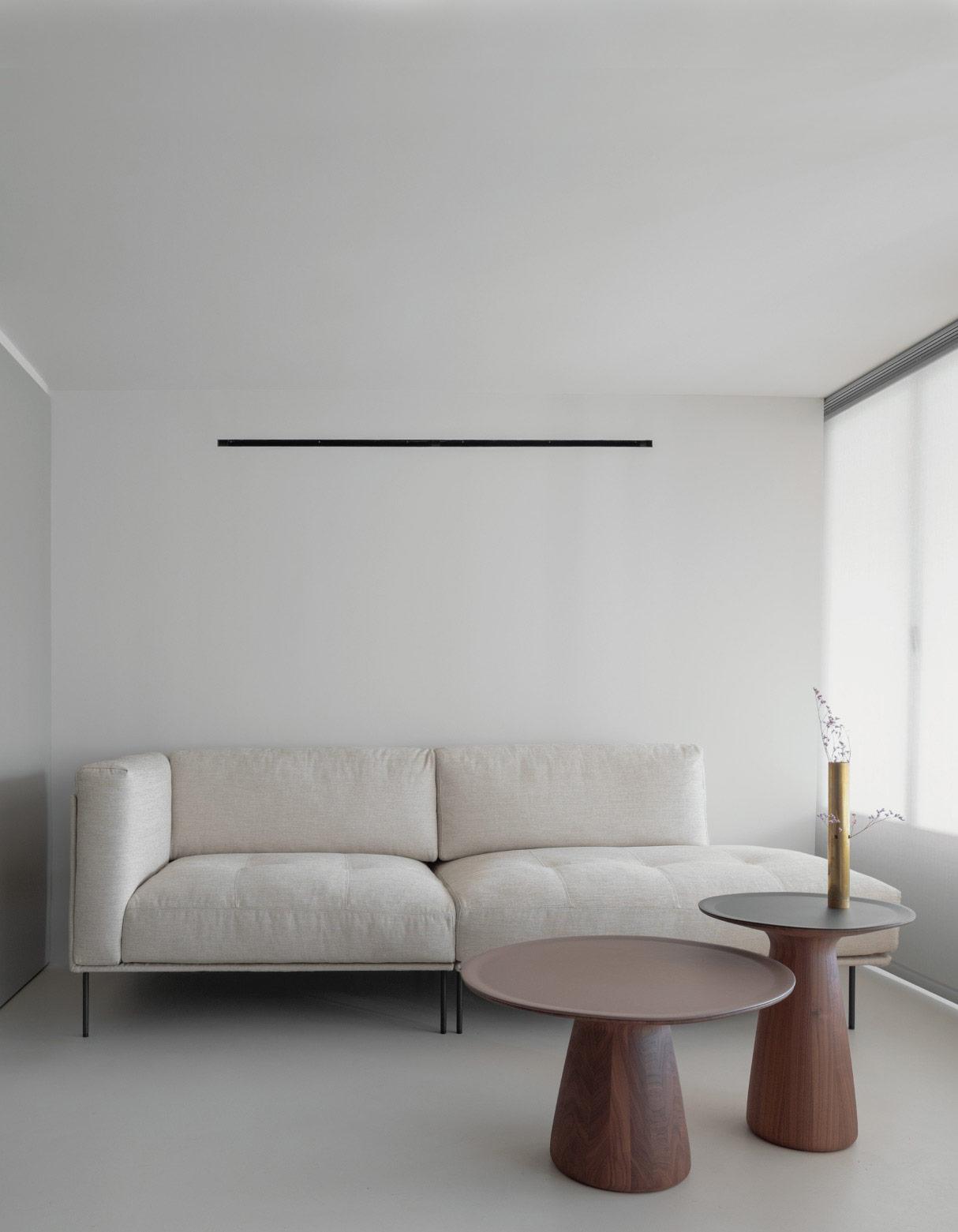 vivienda minimalista en el putxet francesc rife studio venustas