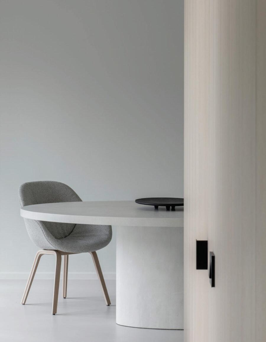 casa minimalista toe nils van der celen venustas