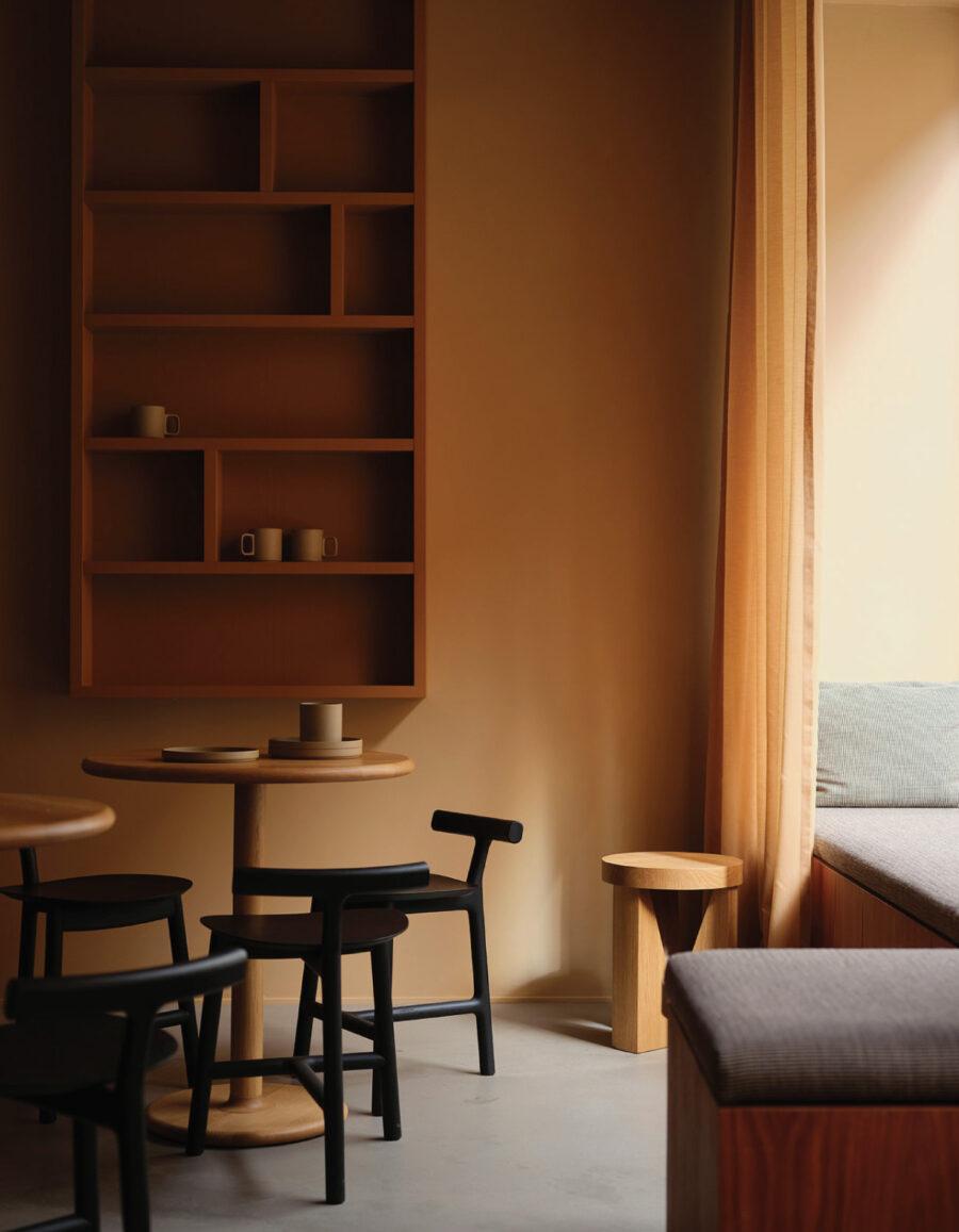 oficina minimalista samsen note design studio suecia venustas